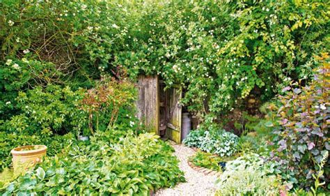 alan titchmarsh on creating a stunning small garden