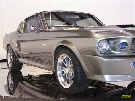 1967 grey metallic ford mustang shelby g t 500 eleanor fastback 60379410 photo 17 gtcarlot