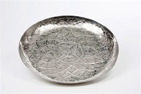 Deko Tablett Silber by Silber Dekotabletts G 252 Nstig Kaufen Shop
