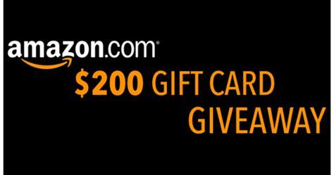 200 Amazon Gift Card - 200 amazon gift card giveaway worldwide contests giveaways international