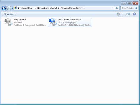 membuat jaringan lan pada linux cara membuat jaringan lan antara windows 7 dan linux