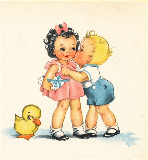 vintage illustration collage candy illustrations from a vintage baby book