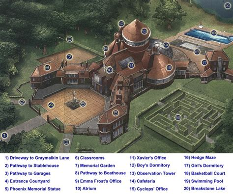 x men mansion floor plan 301 moved permanently