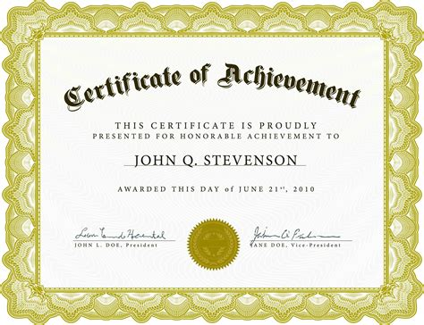 avery certificate templates avery gift certificate template free mangdienthoai