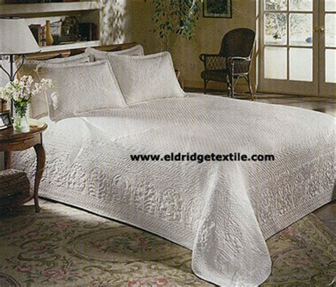 william and mary coverlet william and mary bedspread elegant woven matelasse 100