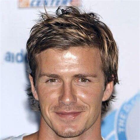 Beckham Hairstyles by David Beckham Hairstyles