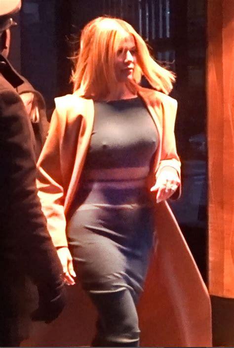 khloe kardashian s poke through sheer dress