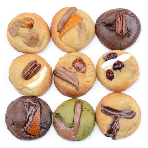 Scoop Me Cookie by Scoop Me A Cookie 9 Mini Cookies