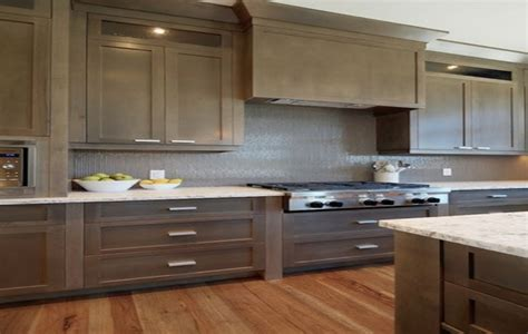 glazed taupe kitchen cabinets magnificent taupe with interior designs categories small cottage interiors