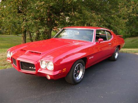 Pontiac Gto Sale 1971 pontiac gto for sale