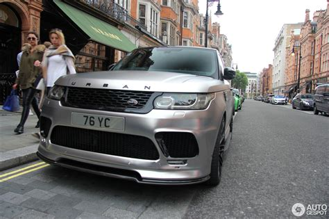 land rover svr price land rover urban range rover sport rrs 4 july 2016