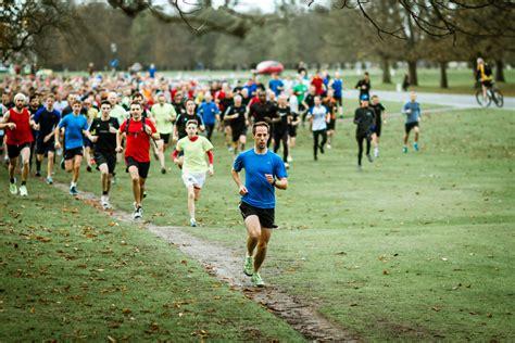 Run Run the parkrun story paul sinton hewitt