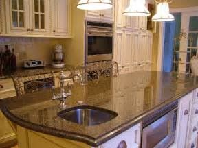 granite kitchen countertop ideas 3 simple ideas for granite countertops in kitchen modern kitchens
