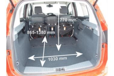C Max Kofferraumvolumen by Adac Auto Test Ford C Max 1 6 Ecoboost Titanium