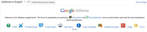 adsense help forum need extra google adwords or adsense support visit the