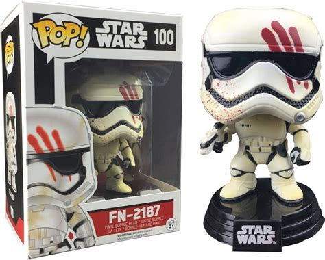 Fn Bloody figurine pop bloody stormtrooper fn 2187 wars