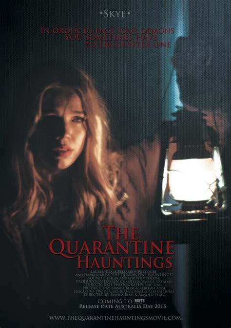 quarantine film 2015 the quarantine hauntings movie poster 2 of 7 imp awards