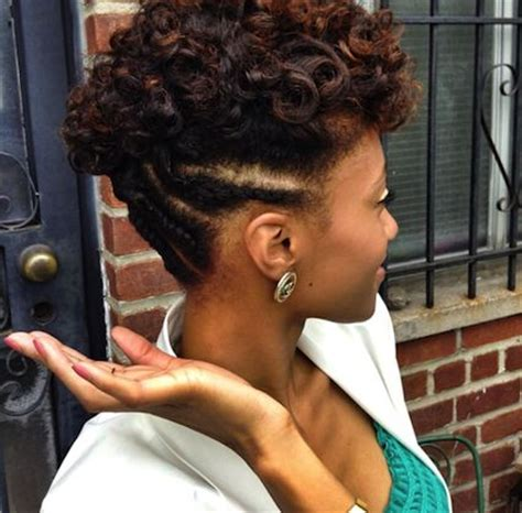 drycurls perm mushrooms hair cuts nicollette transitioning natural hair style icon updo