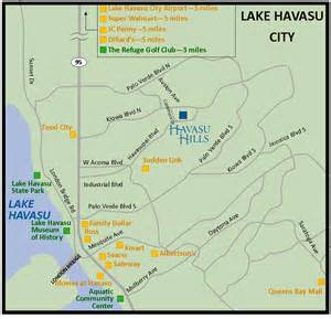 arizona map lake havasu havasu