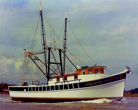 wooden shrimp boats for sale shrimp trawler
