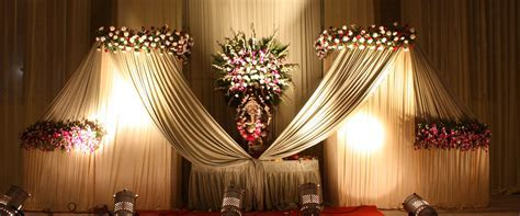 Reception Stage   Wedding Management in Ahmedabad