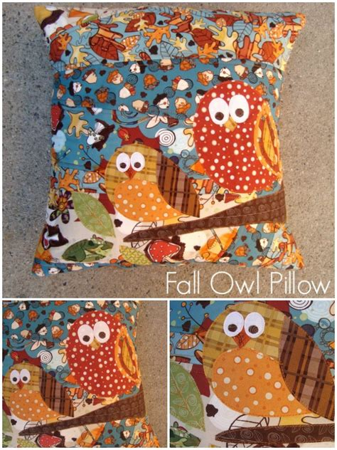 Patchwork Wall Hanging Patterns - free pattern quot o quot is for owl wall hanging