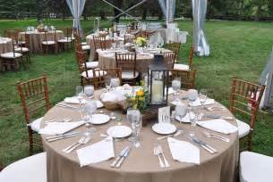 How To Set Up A Buffet Table For A Wedding Rustic Wedding Table Settings Table Setting Main Line