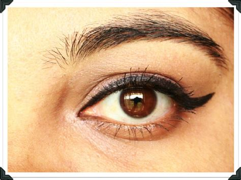 Eyeliner My my 3 different eyeliner looks with maybelline gel liner