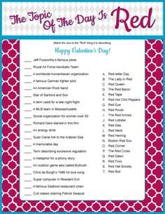 free printable christian valentine games for adults 1000 images about homemakers club on pinterest bridal