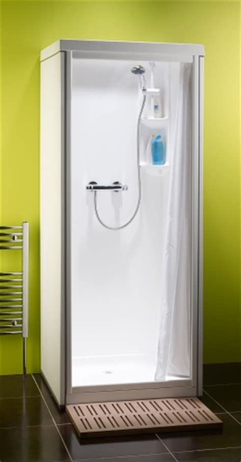 all in one sealed bathroom unit kubex kingston all in one sealed shower cubicle curtain