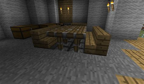 Kitchen Ideas For Minecraft Piston Table Screenshots Show Your Creation