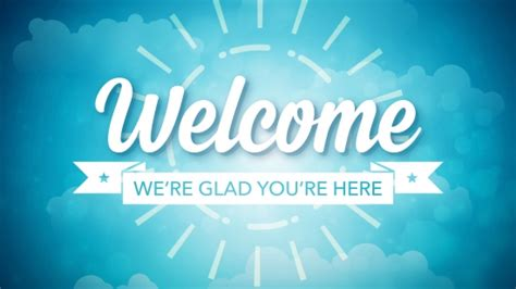 5 Amazing Ways To Welcome 2010 by Summer Welcome Still Playback Media Sermonspice