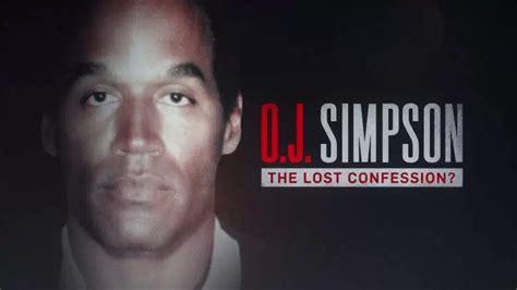 Gossip Take On The Oj Simpsonfox by Did Oj Confess To Murder Rejina S Gossip Fix