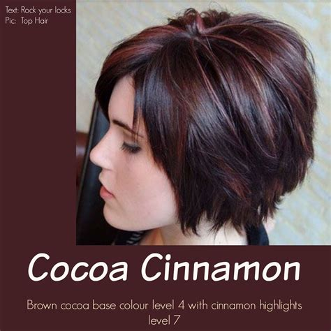 cocoa brown hair color cranberry and brown brown