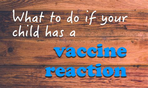 reaction to vaccine reaction to vaccine pictures photos
