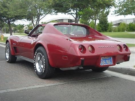 sell used 1975 corvette stingray l82 4speed loaded and one california owner for 36 years in sell used 1975 corvette stingray l82 4speed loaded and one california owner for 36 years in