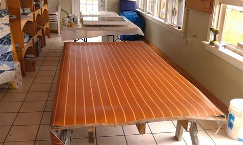 boat cabin flooring small boat projects making life aboard easier