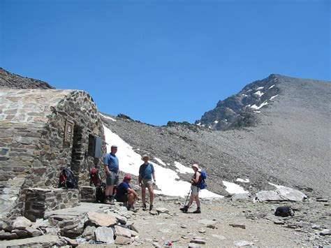 sierra nevada house mountain house holidays guided walking holidays hill and mountain skills in the