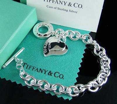 tiffany supplier com Cheap Silver Heart Tiffany Bracelet Jewelry Replica (China Manufacturer