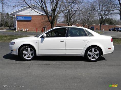 arctic white  audi   quattro sedan exterior