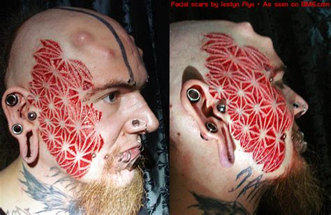 les 15 tatouages les plus extr 234 mes faits par scarification