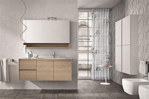specchio con mensola per bagno composizione di mobili per bagno con mensola e specchiera