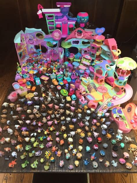 littlest pet shop houses littlest pet shop shop collectibles online daily