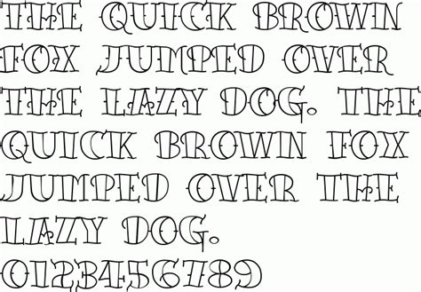 tattoo fonts preview fonts free for android lettering fonts