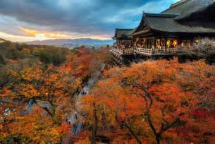 kyoto japan 10 places fall