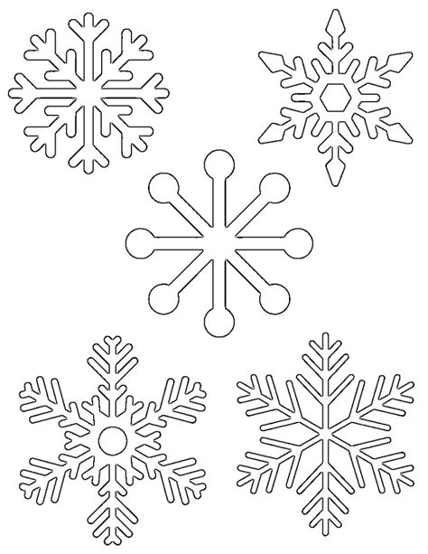 printable snowflake cutting templates best 25 snowflake template ideas on pinterest paper