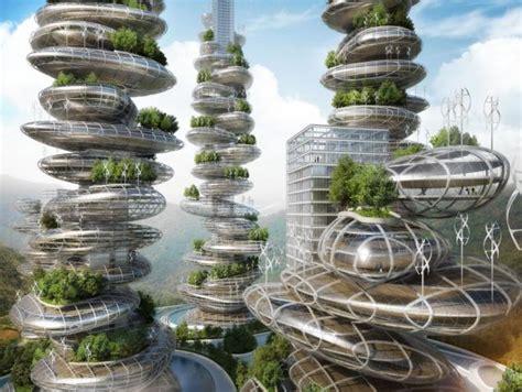farmscrapers  future  sustainable architecture