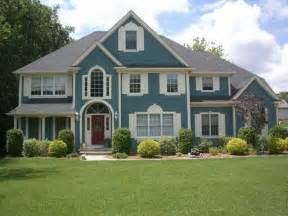 Color Ideas For Home Pics Photos Exterior House Paint Colors