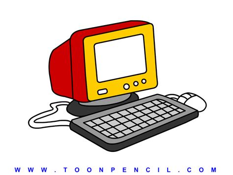 Drawing Computer by Computer Drawing For Www Pixshark Images