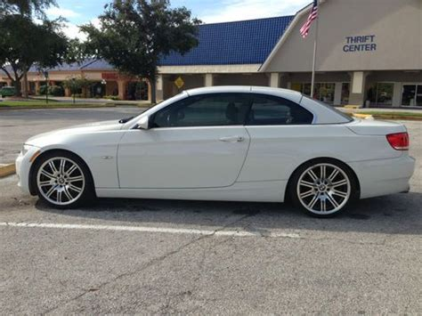 used bmw rims 3 series sell used bmw 328i 3 series convertible gps m3 rims seats